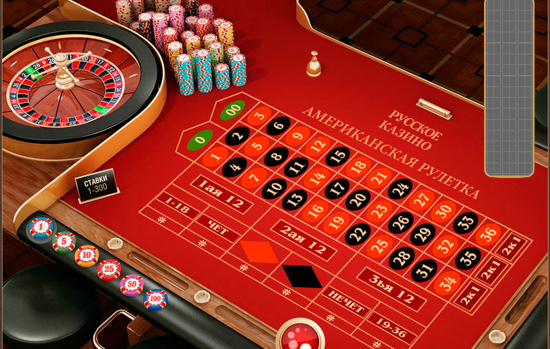 казино онлайн рулетка