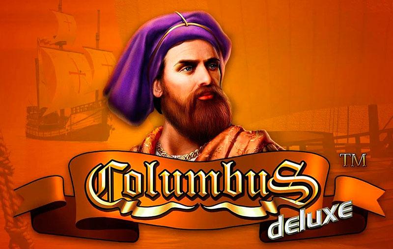 Игровые автоматы columbus deluxe онлайн рулетка онлайн на русском