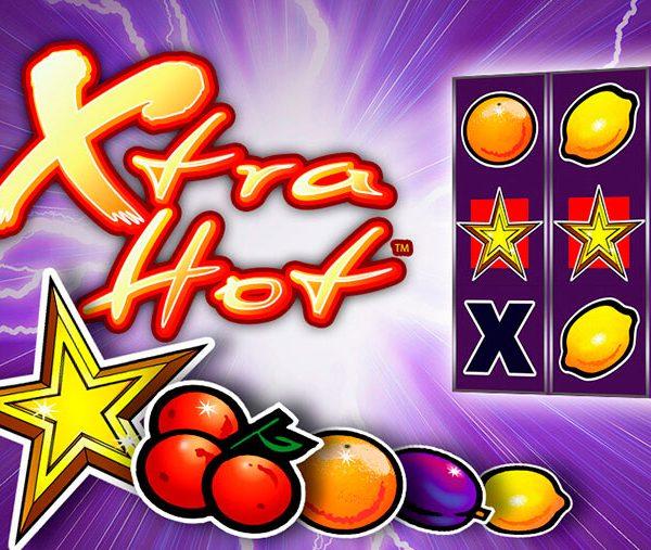 Горячая онлайн игра с автоматом Xtra Hot