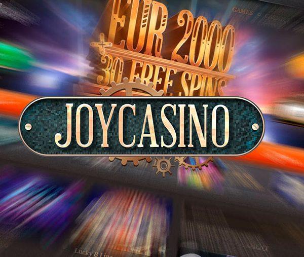 Как можно выиграть в Joycasino?