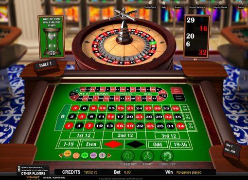 казино рулетка бонус