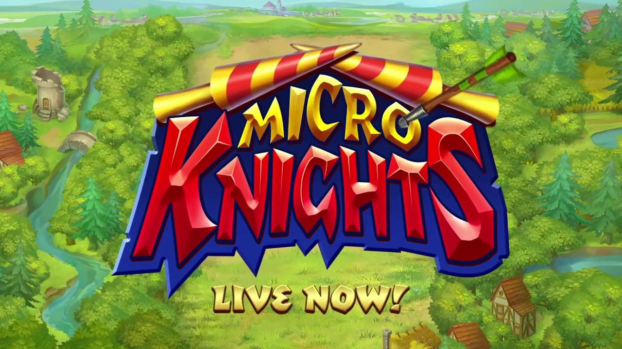 Micro Knights от компании Elk Studios